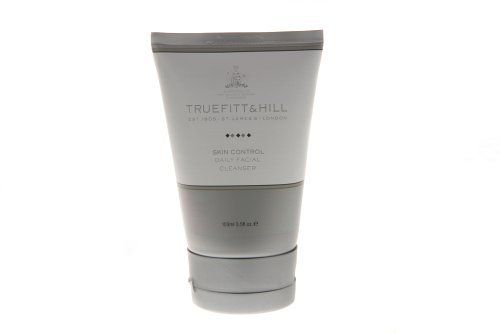 Truefitt & Hill Daily Facial Cleanser, 3.5 oz. by Truefitt & Hill. $33.45. Cream-based cleanser is gentle and less stripping and drying than gel based cleansers. Provides gentle exfoliation and polishing. Prepares skin for shaving and cleanses face at end of day. Amazon.com                Our Past is Your Present In 1805, William Francis Truefitt opened his first Gentlemen's Barber Shop at 2 Cross Lane, Long Acre, London. Over the years our clients have included t...