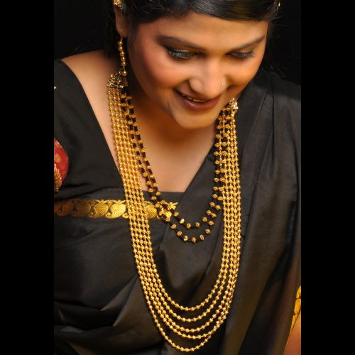 Mohan Mala 5 String Online Shopping For Necklaces By