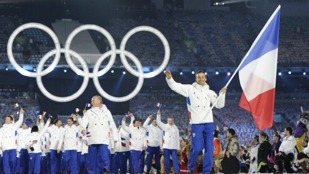 cérémonie d'ouverture des Jeux olympiques de Vancouver, au Canada