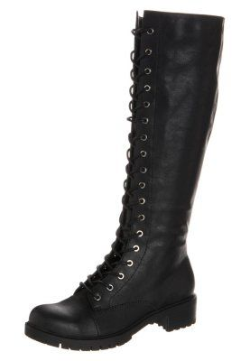 Even&Odd Lace-up boots - black