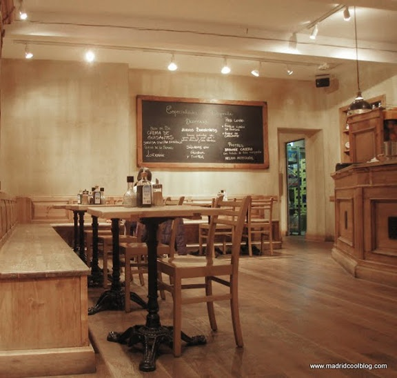 Le Pain Quotidien. Panes especiales y algo más. ‹ Madrid Cool Blog < OMG YES! like in NYC!