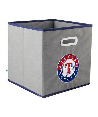 Look at this #zulilyfind! Texas Rangers Store-Its Drawer #zulilyfinds