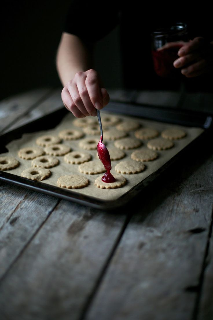 our food stories: gluten-free christmas cookies.