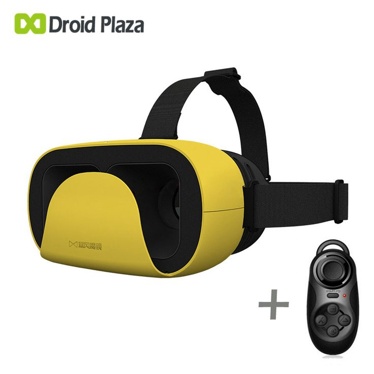 "Baofeng Mojing XD 3D VR Glasses Virtual Reality Helmet Cardboard VR Box for iPhone 7 Plus 6 6S & Android 4.7 5.5 6"" Smartphone"