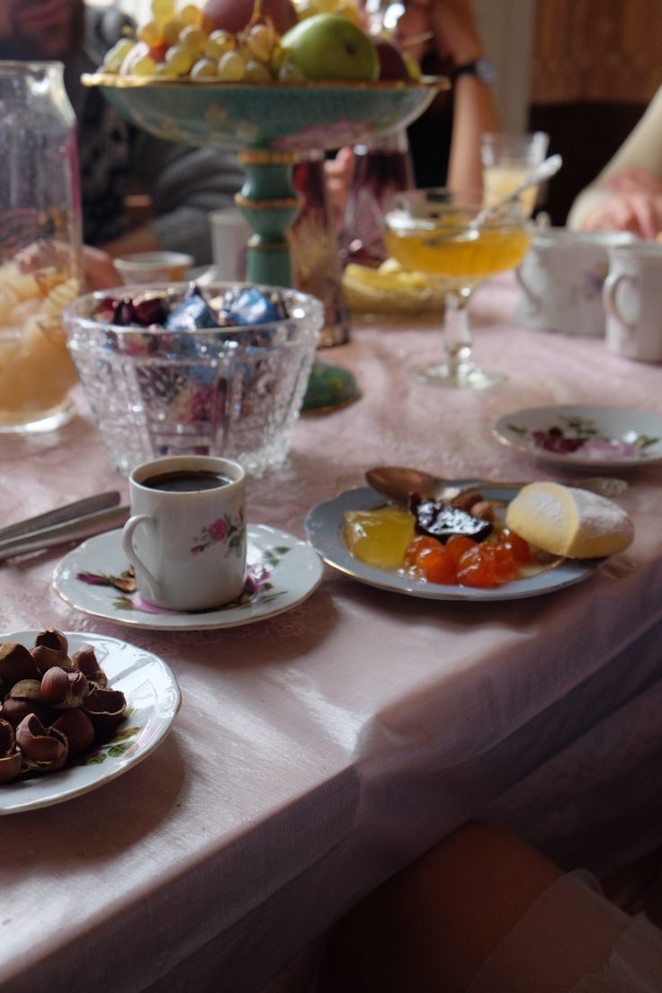 завтрак у тети Эммы