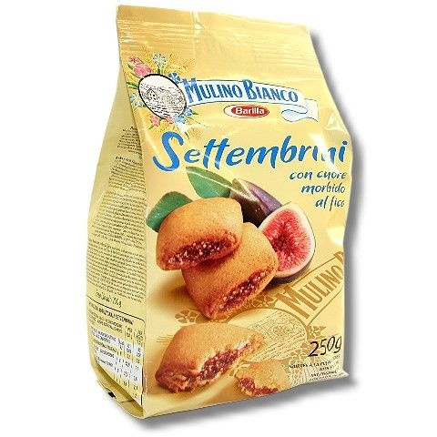 one of the best cookies!   Settembrini - Mulino Bianco
