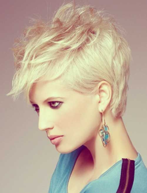 20 Blonde Short Hairstyles 2013 | http://www.short-haircut.com/20-blonde-short-hairstyles-2013.html