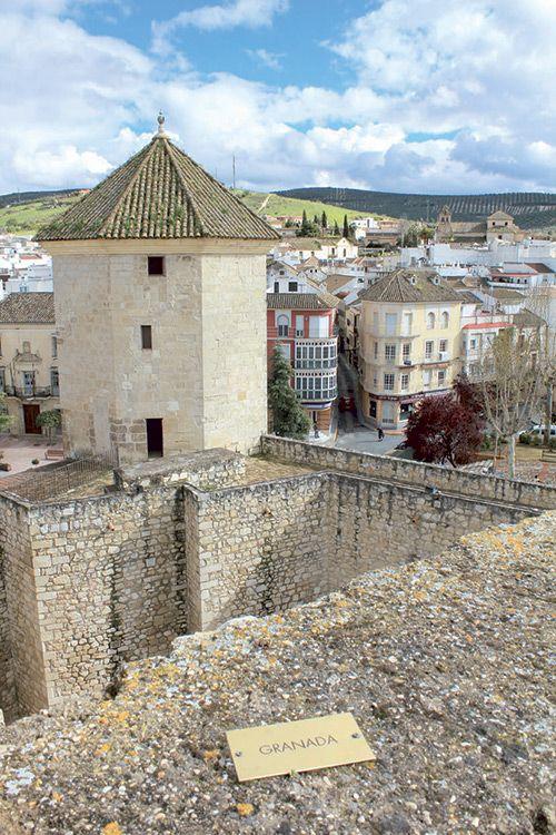 Castillo del Moral y Museo Arqueológico de Lucena.