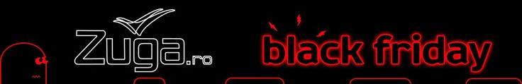 Black Friday la Zuga ~ Tech Reviews 21-23 noiembrie peste 5000 produse de la branduri recunoscute la reduceri de pana la 70%     Categorii de produse disponibile in magazinul online Zuga.ro     Foto, Video & Optica     Calatorii & Vacante     Fashion     Casa, Decoratiuni si Gradina     Articole Sportive