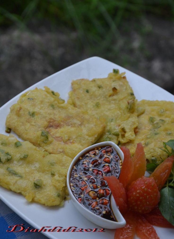 Diah Didi's Kitchen: Tips membuat tempe mendoan yang enak.....