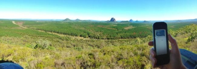 Glass House Mountains, Video Conference