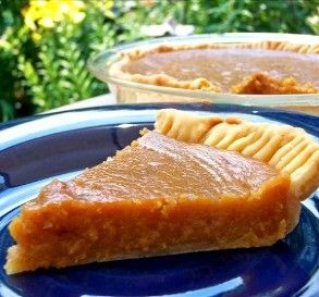 "Canadian Brown Sugar Pie: ""This pie was easy to whip together and a huge crowd-pleaser! Among our pie smorgasbord, this particular pie completely disappeared."" -chefyl"