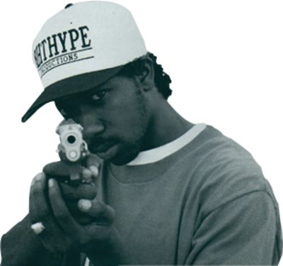 MC Eiht (W/S TPCC), here 25, one of the greatest gangsta MCs of all-time. (Insert from 'Music to Driveby' by CMW. September 29, 1992 | Orpheus/Epic Records) #mceiht #cmw #crip