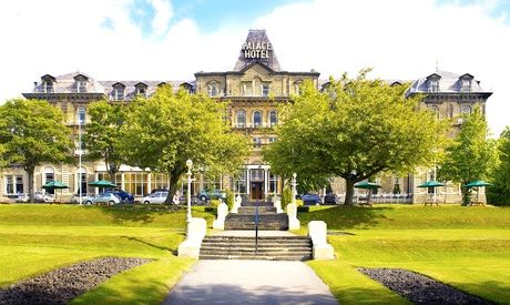 Get UK Deal: Peak District: Up to 2 Nights with Breakfast for just: £59.00 Peak District: 1 or 2 Nights for Two with Breakfast and Option for Dinner and Wine at Palace Hotel Buxton  >> BUY & SAVE Now!