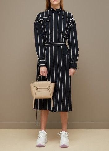 Celine Nano Belt Bag In Grained Calfskin Fashion Bags Purses