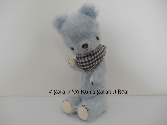 Mikio by Sara J No Kuma Sarah J Bear