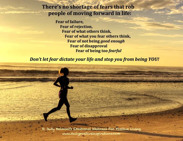 Bildergebnis für run toward your fear