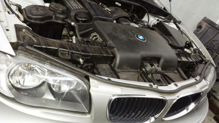 MIKI MOTORS oficina mecânica: BMW 118i Miki Motors