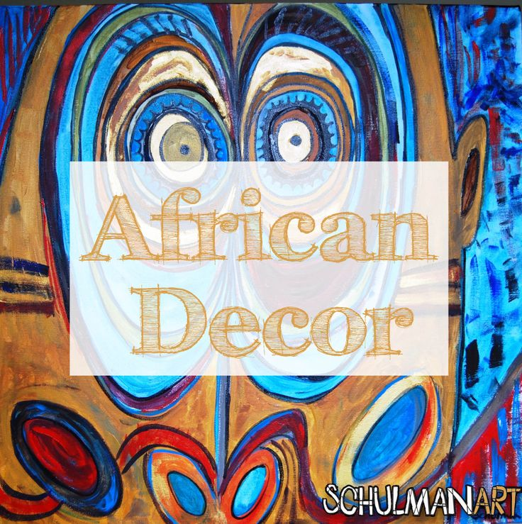 17 best images about tribal art and african decor on pinterest studying africa and charcoal Home decor pinterest boards to follow