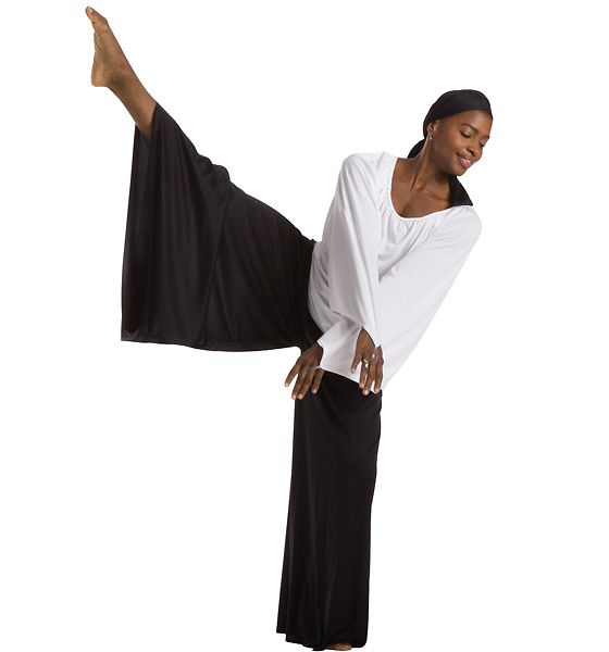 Body Wrappers Worship Palazzo Pants