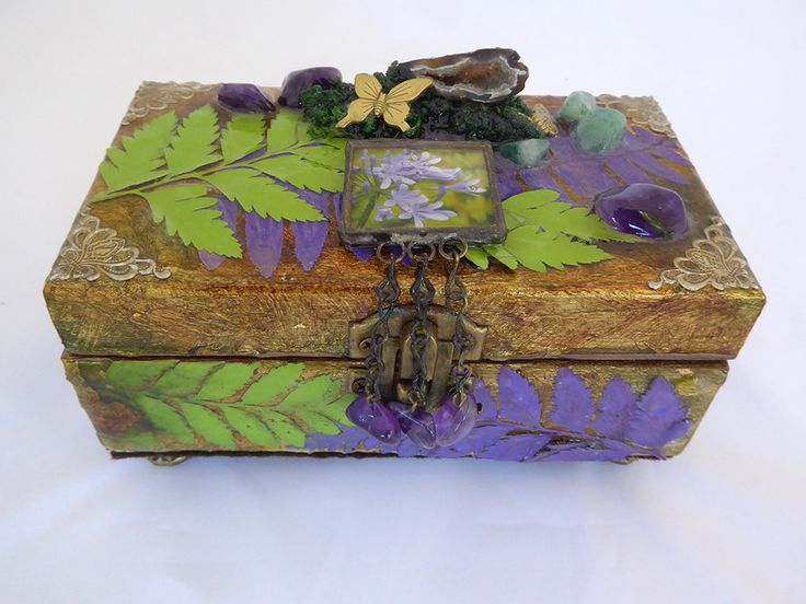 Decorative Boxes And Trays : Best my decorative boxes trays altered wood