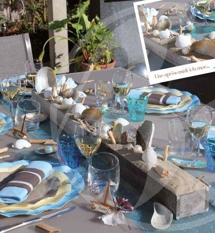 decorazioni per eventi tema mare  www.partecipazioniebomboniere.com