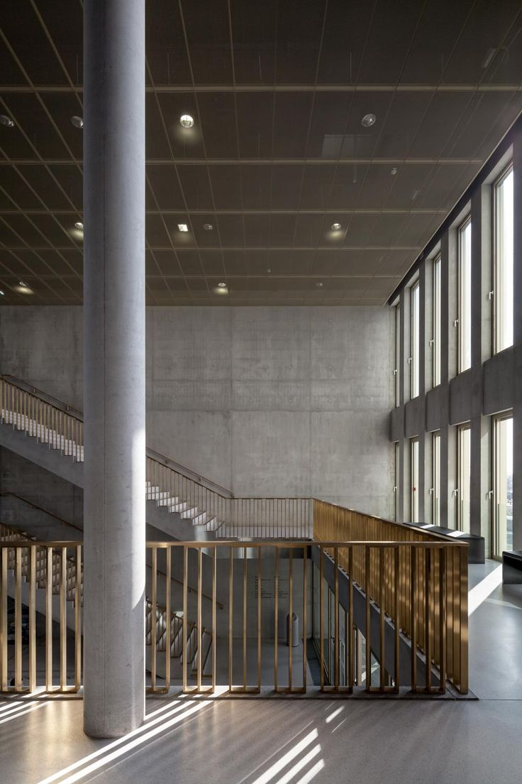 A F A S I A David Chipperfield Architects Stairs