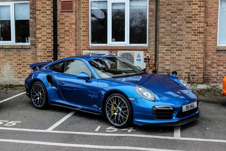 Starring: Porsche 911 Turbo S (by Reece Garside | Photography)