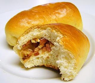 Guest Post ~ Lithuanian Bacon Buns