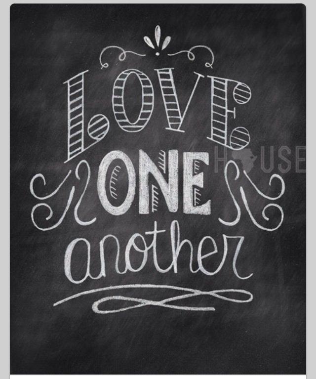 Love One Another: Love One Another Quotes. QuotesGram