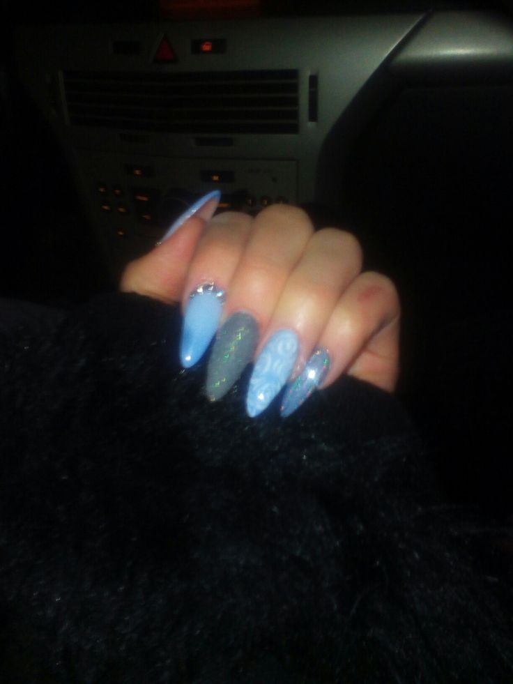 Stiletto #nails