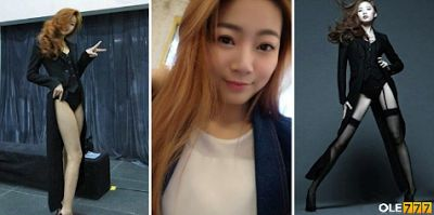 OLE777 Indo: Seksi Badai, Kaki Jenjang Model China Diklaim Terp...