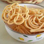 Thenkuzhal Murukku Recipe | Diwali Savoury Snack Recipes | Sharmis Passions