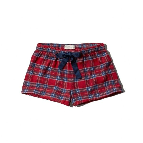 21c767352935e Abercrombie   Fitch Eden Sleep Short ( 20) found on Polyvore
