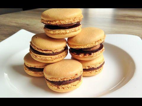 Profesionalni recept: Francuski Macaroni - French Macaron - YouTube