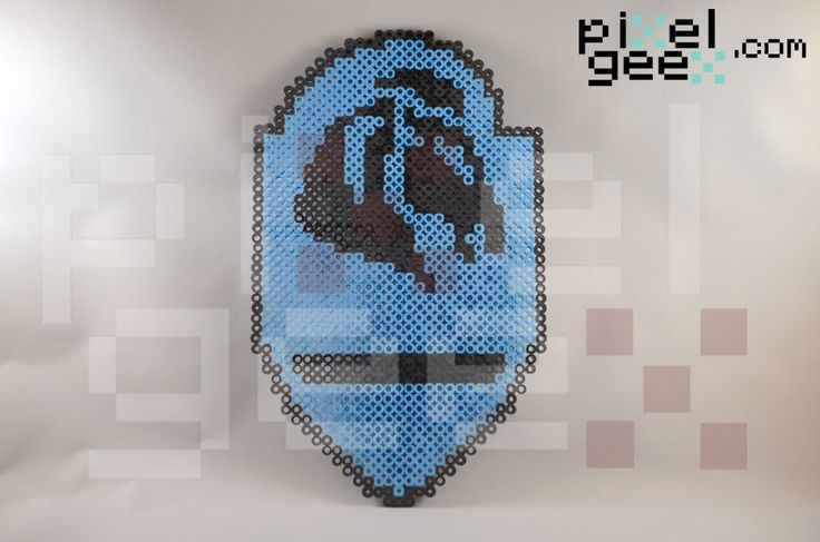 Pin by Pixel Geex on Pixel Geex | Perler Beads, Beading ...