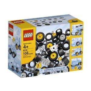 lego wheels 6118     $12.99 lego.com
