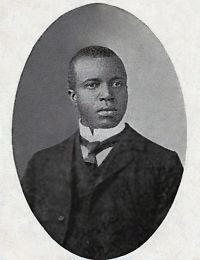 "Scott Joplin (1867/1868? – 1917) was an American composer and pianist. Joplin achieved fame for his ragtime compositions, and was later dubbed ""The King of Ragtime"". During his brief career, he wrote 44 original ragtime pieces, one ragtime ballet, and two operas."