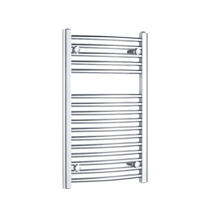 Picture of Tondo Short Heated Towel Rail 450mm  £62.00