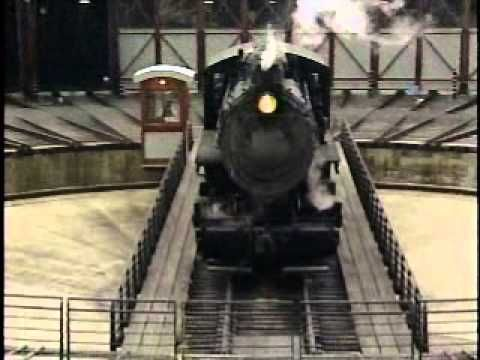 The History Of Steam Locomotives (part 1) - YouTube || produced by the history channel (2 parts 15mins each)