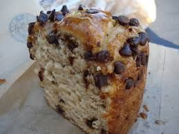BANANA CHOCOLATE CHIP COFFEE CAKE  Starbucks Copycat Recipe   1 1/3 cups granulated sugar  1 cup sour cream  1/4 cup butter or margarin...