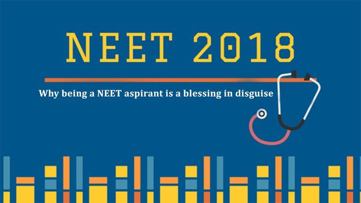 Being a NEET aspirant is much more lucrative than being a medical aspirant. So, there is no need to panic or develop the fear of failure. The government has already figured out the loop holes of state medical exams and abolished them replacing with NEET to bring every medical aspirant under same roof with exceptions like AIIMS and JIPMER.