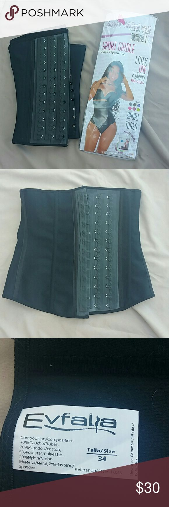 Waist Trainer I love these!! But this brand runs a lil small (and tbh i gained a lil in the middle...) so i was unable to wear it comfortably, and missed the return deadline. My loss your gain. I paid full price for this and it's worth every penny to get better posture and a smooth hour glass figure, ooo la la! This one is brand new, never worn, however WITHOUT original packaging. Evfalia Other