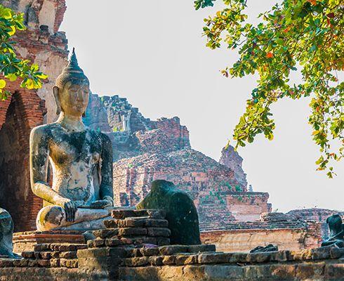 10 locuri din Thailanda pentru o vacanță exotică de vis