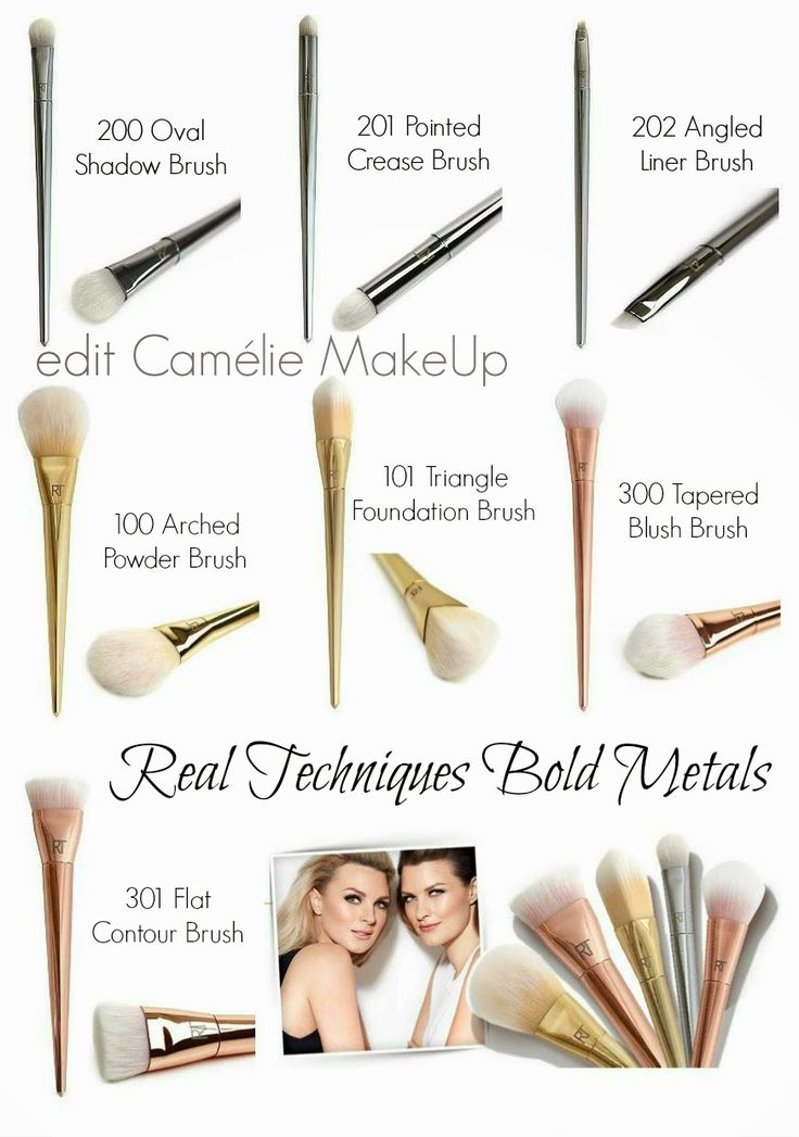 real techniques bold metals - Buscar con Google