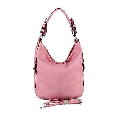 Ladies Shopper Shoulder Bag Bag Hobo Bag Cross-Over Leather Look: £26.21End Date: 23-Feb 02:41Buy It Now for only:… #tasche #backpack #bag