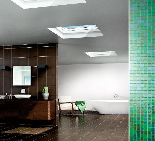 Calgary Skylights   Skylights In Bathroom Flat Roof