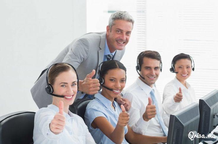 CENTRE D'APPEL , Offre d'emploi, Marketing, publicité, Kenitra