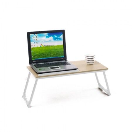 Wood Bed Table Portable Laptop Desk table - Portable Desk Table Outdoor Home Bed Tray Laptop Desk Writing Reading