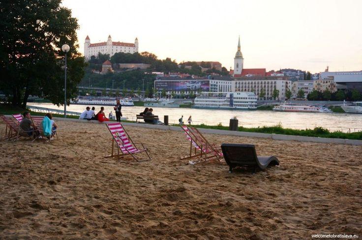 MAGIO BEACH - WelcomeToBratislava